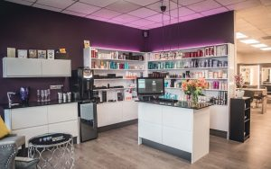 Hair Secrets interior